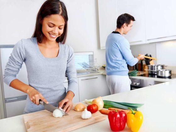 'Helft van Nederlanders wil kookkunsten verbeteren'
