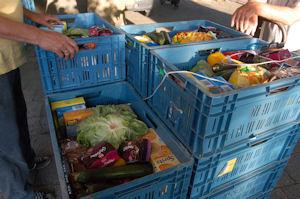 Samenwerkingsverband Unilever en Voedselbanken