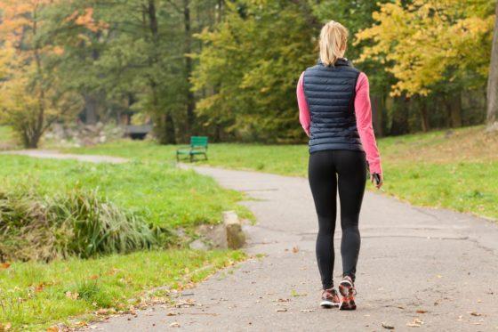 Voor gewichtsbehoud is beweging belangrijk dan het dieet
