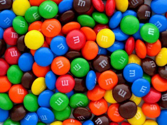 Mars haalt alle kunstmatige kleurstoffen uit zijn producten