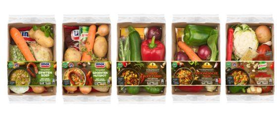Productnieuws: ZON en Unilever lanceren verse maaltijdpakketten