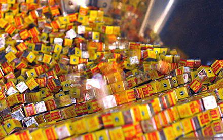 'Maggi blokje met dagelijkse hoeveelheid vitamine A wordt gigantisch'