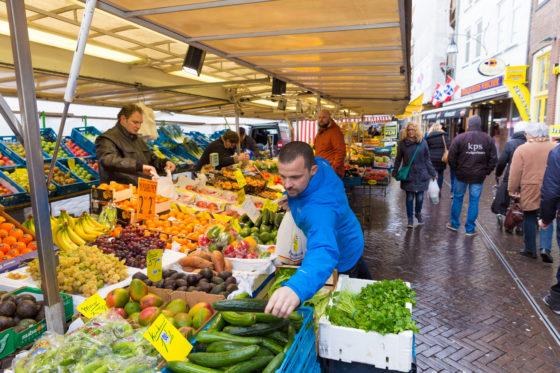 Resultaten Voedsel Consumptie Peiling hoopgevend