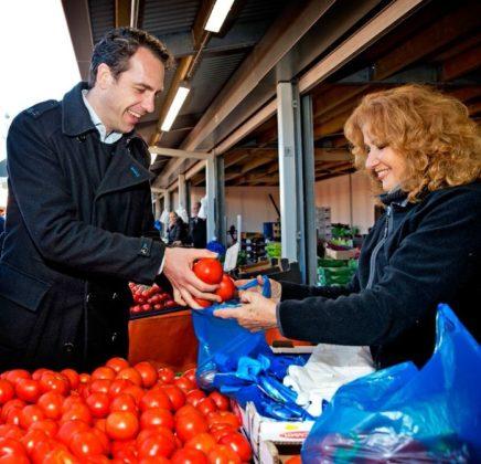Dialoog over de toekomst van voedselvoorziening begonnen