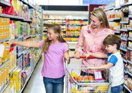Hoe ziet een gezonde supermarkt eruit? Britse gezondheidsexperts zochten het uit