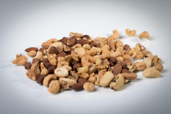 Inname van noten en pinda's gerelateerd aan verlaagde sterfte