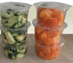 Strategieën voor verhoging groenteconsumptie van kinderen