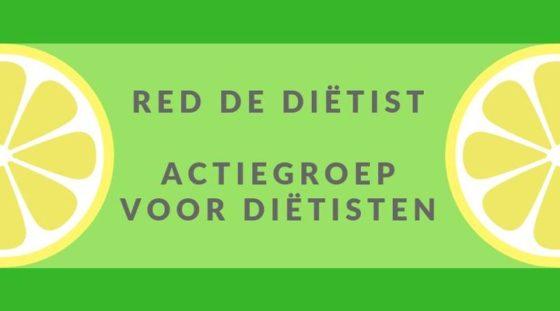 Red de diëtist om de tafel met Zorgverzekeraars Nederland