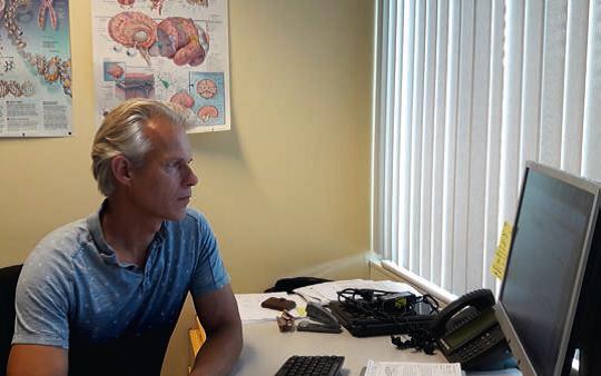 Rob Markus: 'Mensen gaan vooral overeten als ze zich ontevreden of rot voelen'