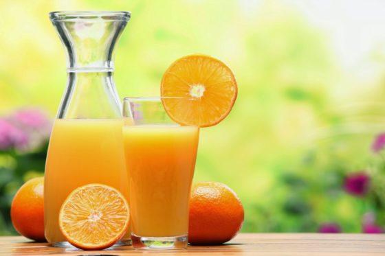 'Hersenfunctie verbeterd door sinaasappelsap'