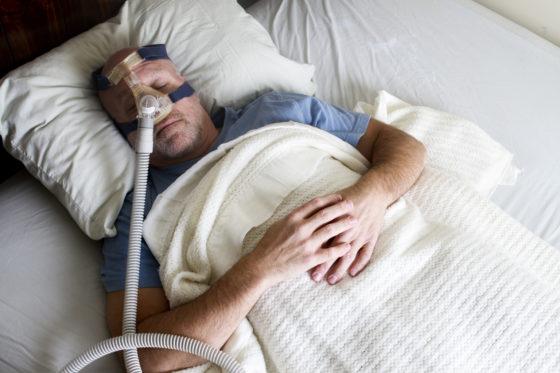 Vervroegde cognitieve achteruitgang door slaapademhalingsproblemen