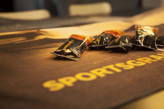Eerste producten Innovatie Prestatie Contract Sport, Voeding en Gezondheid