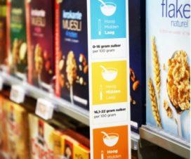 Plus plaatst suikermeter in ontbijtgranenschap