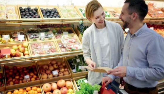 Persoonlijk voedingsadvies in de supermarkt