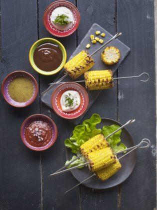 Productnieuws: Bonduelle Food Service introduceert gegrilde halve maiskolven