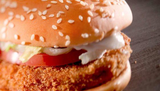 Productnieuws: McDonald's ontvangt V-label voor Veggieburger