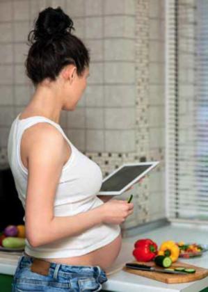 Verschillen in voedingsadviezen op internet over eerste duizend dagen leiden tot verwarring