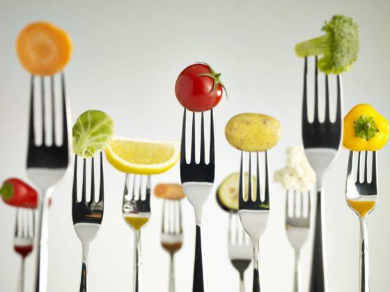 'Doe maar gewoon, dan eet je gezond genoeg'