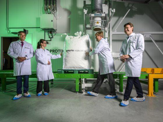 Koning Willem Alexander opent 's werelds grootste insectenkwekerij