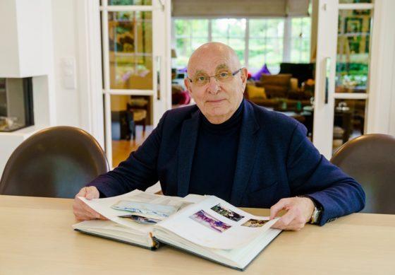 Michael van Praag nieuwe ambassadeur Nierstichting