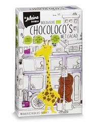 'Gezonde' chocoladekoekjes  voor kinderen