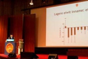 Nieuwe hoogleraar Peter Weijs: 'Ziekenhuis moet systematisch aandacht hebben voor voeding en beweging'
