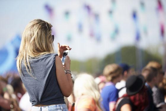 Lowlands-festivalgangers krijgen voedingsadvies op basis van hun toiletgang
