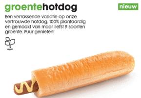 Productnieuws: Vegan hotdog van groente