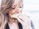Vrouw sandwich 80x60