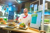 Sodexo en Universiteit Utrecht onderzoeken gezond restaurantaanbod