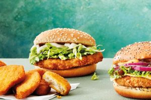 McDonald's introduceert veggie nuggets