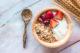 Verlaagd risico op longkanker bij een dieet hoog in vezels en yoghurt