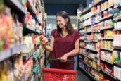 Voedingsclaims op verpakkingen verhogen gezonde koopintenties van de koper