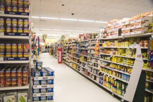 Duurzaam voedsel meer verkocht in supermarkten